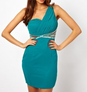 Little Mistress – Kleid mit One-Shoulder-Träger