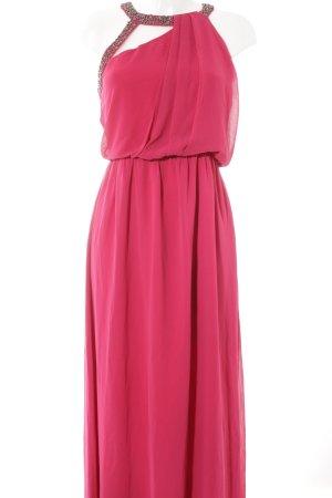 Little Mistress Maxikleid pink Elegant
