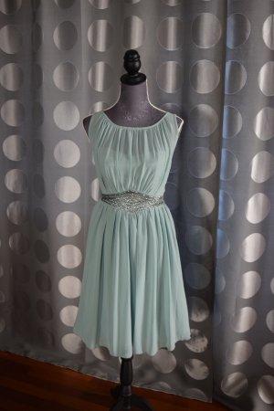 Little Mistress mintfarbenes Cocktailkleid / festliches Kleid für Hochzeit, Party etc.