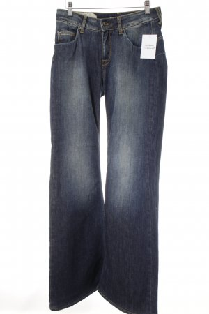 Liu jeans Boot Cut Jeans blau Casual-Look
