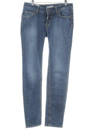 Liu jeans Low Rise Jeans flecked jeans look