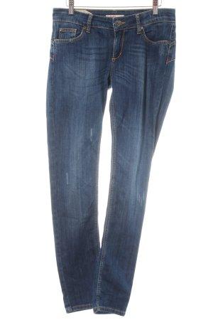 Liu jeans Slim Jeans blau Casual-Look