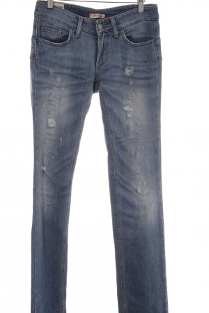 "Liu jeans Straight-Leg Jeans ""Morgan "" hellblau"