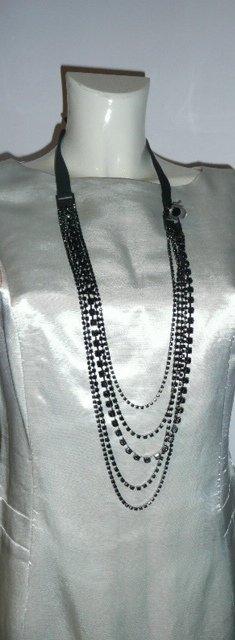 Liu jo Necklace black