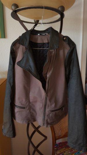 Liu jo Biker Jacket multicolored cotton