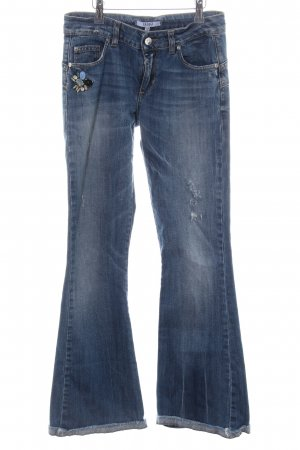 Liu jo Boot Cut Jeans blau Casual-Look