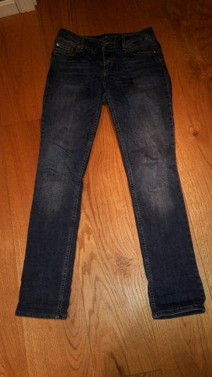 Liu jo Tube Jeans steel blue cotton