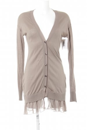 Liu jo Cardigan ocker Casual-Look