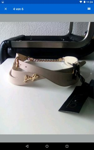 Liu jo Chain Belt beige-camel no material specification existing