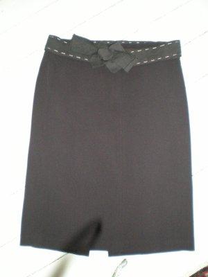 Liu jo Wool Skirt taupe wool