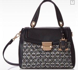 Liu jo Handtas donkerblauw-zwart