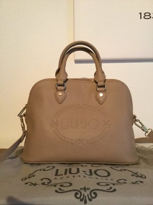 Liu jo Carry Bag beige-gold-colored