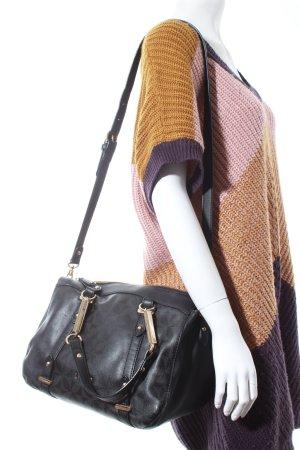 Liu jo Handtasche schwarz klassischer Stil