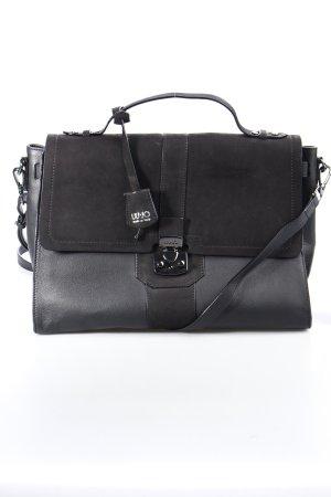 Liu jo Handtasche schwarz Street-Fashion-Look