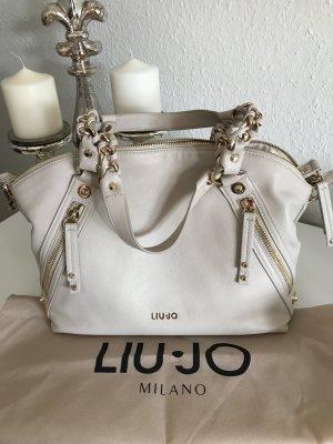 Liu Jo Handtasche Umhängetasche in beige ❤️