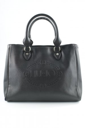 "Liu jo Henkeltasche ""Bauletto M Corallo Boston Bag Black"" schwarz"