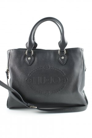 "Liu jo Carry Bag ""Bauletto M Corallo Boston Bag Black"" black"