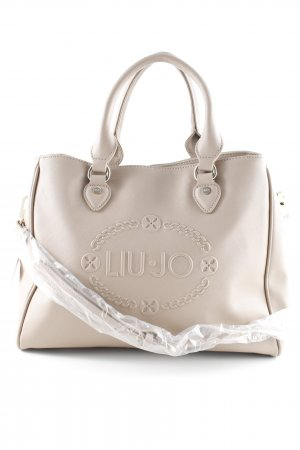 Liu jo Carry Bag light brown classic style