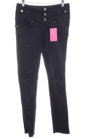Liu jo Jeans taille haute noir style décontracté