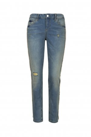 Liu jo Jeans steel blue cotton