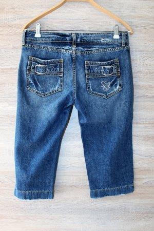 Liu jo 3/4-jeans blauw Katoen
