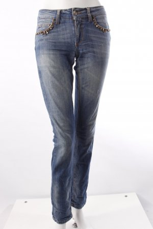 Liu Jo Jeans Strass blau