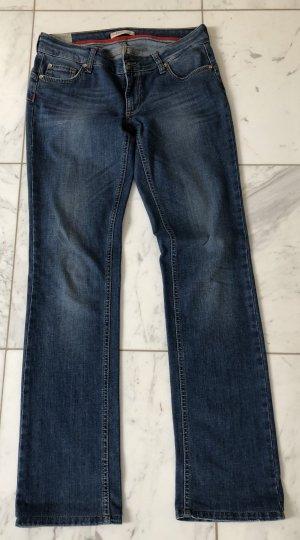 Liu jo Straight Leg Jeans slate-gray