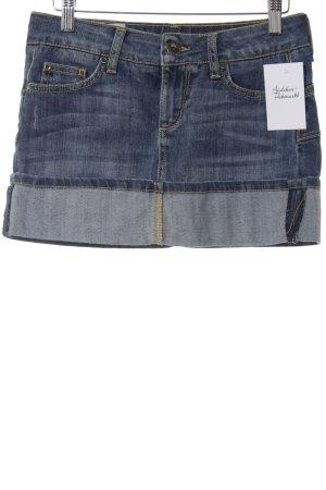 Liu jo Denim Skirt blue casual look