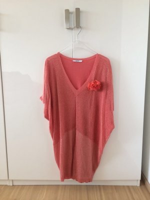 Liu jo Sweater Dress bright red
