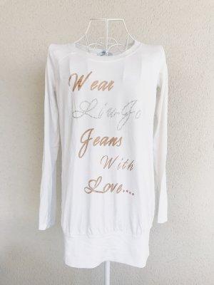 Liu jo Long Shirt white