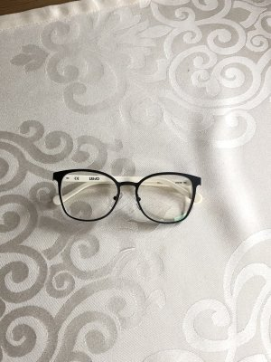 Liu jo Glasses natural white-black synthetic material