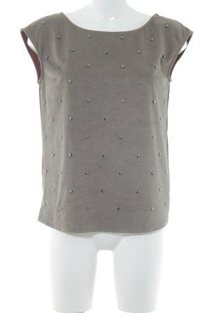 Liu jo Long Top bordeaux-grey brown casual look