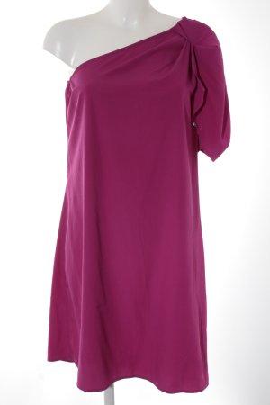 Liu jo One-Shoulder-Kleid pink Party-Look