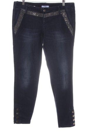 Liu jo Tube Jeans dark blue street-fashion look
