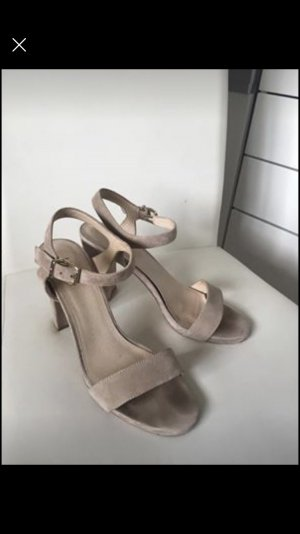Liu jo Sandalias de tiras beige-marrón grisáceo