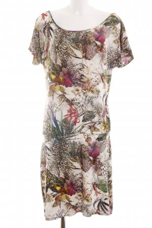 Liu jo Shirt Dress flower pattern casual look
