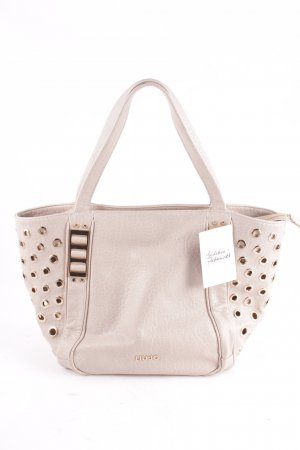 Liu jo Shopper creme Street-Fashion-Look