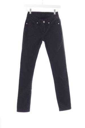 Liu jo Slim Jeans schwarz