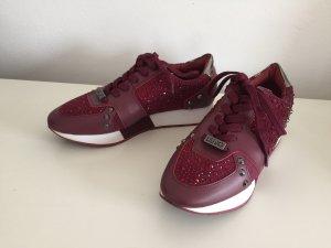 Liu Jo Sneaker Leder Neu Größe 37