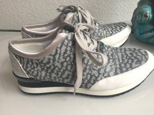 LIU JO Sneaker, weiss-silber, Gr 39 - NP 169Euro
