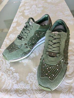 Liu Jo Sneakers grün-grau neu!