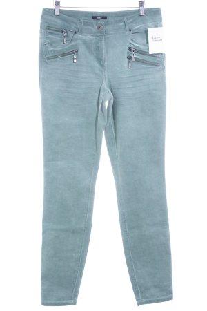 Biba Pantalone jersey cachi stile casual