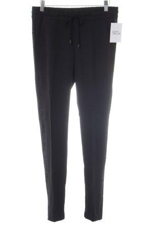 Liu jo Jersey Pants black casual look