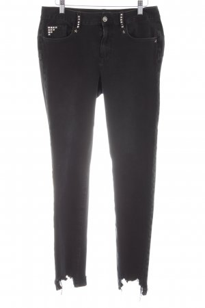 Liu jo Stretch Jeans schwarz Casual-Look