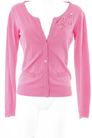 Liu jo Strick Cardigan pink Casual-Look