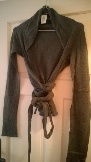 LIU JO Strick Wickel Cardigan, GR. XS