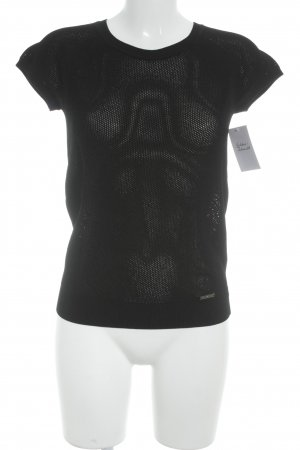 Liu jo Knitted Top black casual look