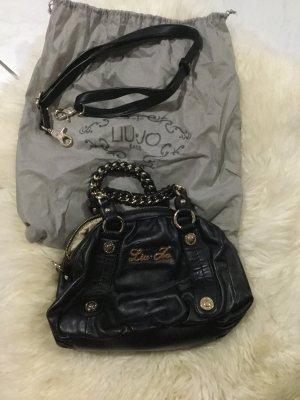 LIU JO süße schwarze Handtasche