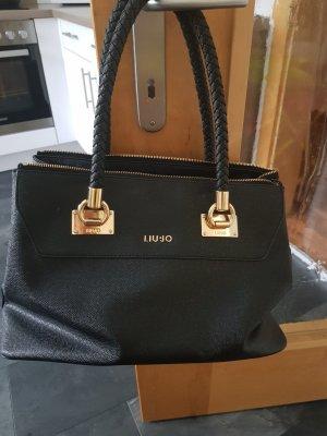 Liu jo Handbag black-gold-colored
