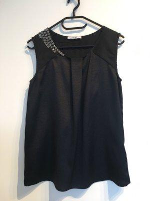 Liu jo Top black polyester